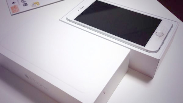 iphone6到着