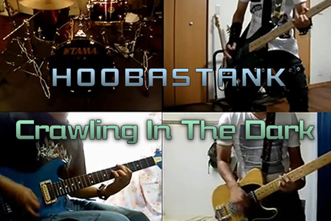 HOOBASTANK:Crawling In The Dark